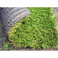 Quality Indoor floor or garden artificial grass landscaping synthetic turf/20mm four tones monofilament grass(LTHBS204C) for sale