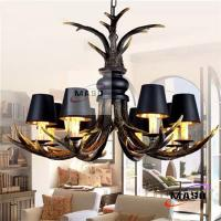 Wholesale MASO Updated Chandelier Antler Chandelier Retro Style Pendant Lamp MS-P2016 from china suppliers
