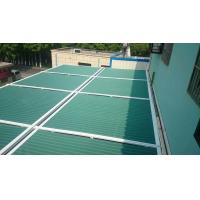 Quality aluminum cassette roof conservatory waterproof awning and pergola roof awning and glassroom awning for sale
