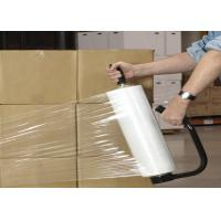 Wholesale Clear Carton Stretch Films Low Noise Moisture-proof LLDPE Stretch from china suppliers