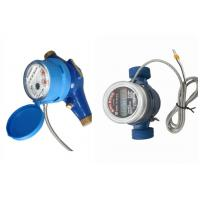 Quality High Precision Plastic M-Bus AMR Water Meter Remote Read Brass / PPO Material for sale