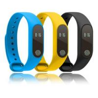 Wholesale Bracelet with OLED LCD display, embedded Battery, Bluetooth low energy, Calories measurement and pedometer etc. from china suppliers