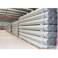 Wholesale ASTM A53 Pre Galvanized Steel Pipe Hollow Section Steel For Low Pressure Liquid from china suppliers