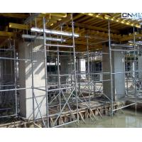 Wholesale Ring - Lock Shoring Scaffolding Systems For Buildings / Bridges / Tunnels from china suppliers