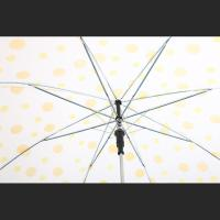 Quality 23 Inch 8 Ribs Popular Fancy Dot Design Printing Straight Umbrella for Wholesale for sale