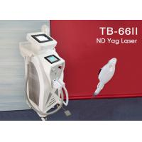 Wholesale Nd Yag Laser Hiar / Tattoo Removal E-light IPL RF / Multifunction Beauty Equipment from china suppliers