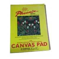 Wholesale 10 Sheets Drawing Sketch Pad Artist Canvas , Acrylic Primed Any Medium Canvas Pad For Drawing from china suppliers
