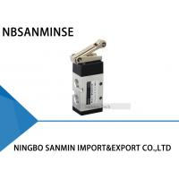 Wholesale MSV Pneumatic Mechanical Valve , Two Position Three Way / Two Position Five Way Air Valve from china suppliers
