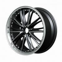 Buy cheap Alloy Car Wheel with VIA, JWL and TUV Approvals from wholesalers