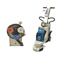 Wholesale 3 Heads Edge Concrete Terrazzo Floor Grinder 220V / 50HZ / 60HZ from china suppliers