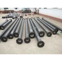 Wholesale 3 Inch EN545 Cement Lined Ductile Iron Pipe ISO 1083 for Water Supply Pipeline from china suppliers