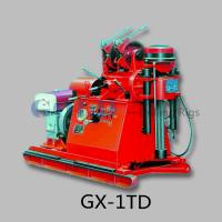Wholesale Construction drill rig GX-1TD CORE drilling rig from china suppliers