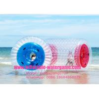 Wholesale Professional Amusement Water Rollers Inflatable With Digital / Silk Printing from china suppliers