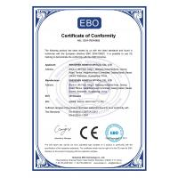 SHENZHEN HONY OPTICAL CO.,LTD Certifications