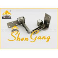 Wholesale Furniture Hardware 90 Degree Pivot Door Hinges for Wooden Door , Stainless Steel Corner Hinge from china suppliers
