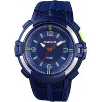 Quality Mens outdoor analog watches with silicon band EL light model QY for sale