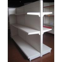Wholesale High Grade Steel Supermarket Display Commercial Retail Shelving Goods Backplane Gondola Shelf from china suppliers