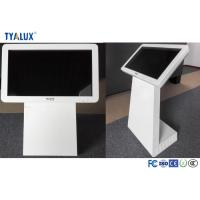 Wholesale Wifi / 3G LCD Advertising Player , Touch Screen freestanding digital signage Kiosk from china suppliers