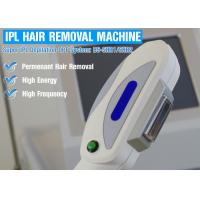 Wholesale 1064nm 532nm IPL Laser Hair Removal Machine For Dark Skin / Upper Lip / Bikini Area from china suppliers