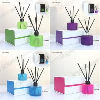Wholesale hot sale design reed diffuser bottle with lid and gift box for sale from china suppliers