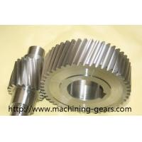 Wholesale Stainless Steel Hardening Normal Diametral Pitch Helical Gears Teeth Grinded from china suppliers