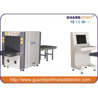 Wholesale Low Noise Security Scanner , X Ray Inspection System For Subway Baggage / Luggage from china suppliers