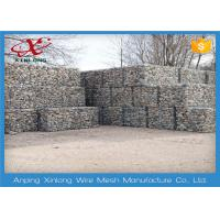 Wholesale River Protection Stainless Steel Gabion Baskets Great Anti Corrosion XLGabion-01 from china suppliers