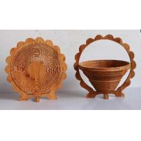 Quality Bamboo Fruit Basket - 3 for sale