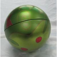 Buy cheap Round Tin Ball from wholesalers