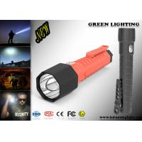 Wholesale Waterproof IP 68 Powerful Led Torch With CREE OLED Digital Screen 20000Lux from china suppliers