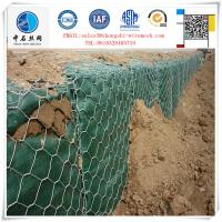 Quality Factary price Durable Galvanized gabion barrier for military fortification for sale