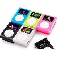Wholesale 2017 MP3 Player USB Clip Mini LCD Screen Support 32GB Micro SD TF Card from china suppliers