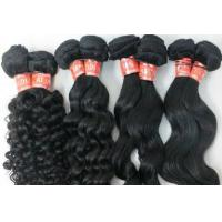 Wholesale 30 Inch Virgin Cambodian Hair / Virgin Curly Hair Extensions Long Hair from china suppliers