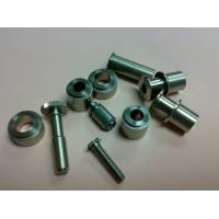 Wholesale Precision Alloy Metal Fabrication Mechanical Spare Parts for Automobile / Machinery from china suppliers
