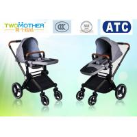 Wholesale Senior Four Wheel Damping Baby Girl Strollers With Adjustable Handle from china suppliers