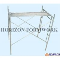 Wholesale 1700*1219mm ladder frame Scaffolding from China supplier from china suppliers