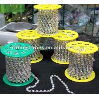 Wholesale Supply Cup chain crystal accessories from china suppliers
