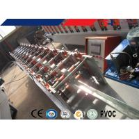 Wholesale C purlin Standard roll forming machine with Auto cutting from china suppliers