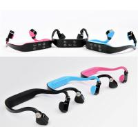 Wholesale Good quality cheap bone conduction stereo wireless headphone from china suppliers