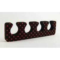 Wholesale OEM and ODM Toe dividers of Leopard printing protect the toe and skin from china suppliers