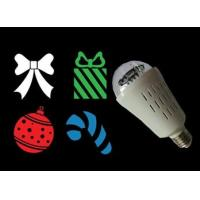 Wholesale Mini Disco Stage DJ Light Bulb with Animated Xmas Symbols from china suppliers