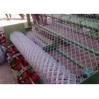 Wholesale galvanized chain link fence/used chain link fence/plastic chain link fence from china suppliers