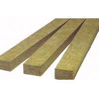 Wholesale Mineral Rockwool Fire Insulation , Rockwool Party Wall Batts Fire Seal from china suppliers