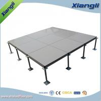 Wholesale Flat Head Pedestal Steel Raised Floor Tiles Cross Strengthening Rib from china suppliers