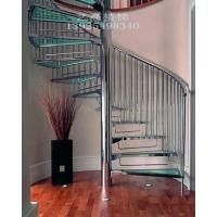 Buy cheap Glass Spiral Staircase from wholesalers