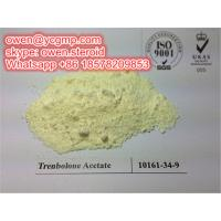 Wholesale Light Crystal Trenbolone Acetate Powder Injectable Anabolic Steroids Oil Source from china suppliers