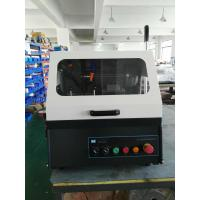 Wholesale FEMA Manual Metallography Equipment , Abrasive Cutoff Machine 2.2KW from china suppliers