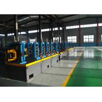 Wholesale 0.5-2inch High Speed High Precision Automatic ERW Pipe Mill Line from china suppliers