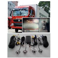 Wholesale Around  View image Car Reverse Camera System monitor  With 4 channel 180° HD DVR from china suppliers
