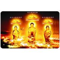 Wholesale PVC Buddhism cards / Buddha cards / Religious cards from china suppliers